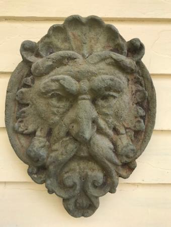 Green Man Plaque/Biltmore Collection